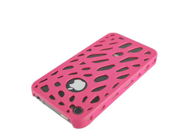 Cova Series Back Case Hoes voor iPhone 4/4S