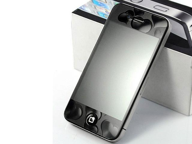 3D Hearts Bodyprotector voor iPhone 4/4S