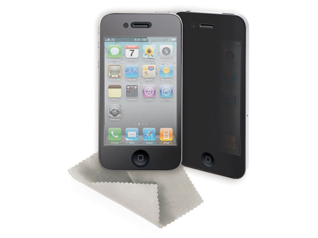 Griffin Screen Care Kit Privacy iPhone 4/4S