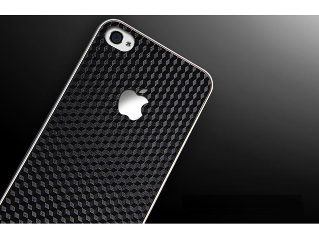 3D Effect Skin Guard voor iPhone 4/4S