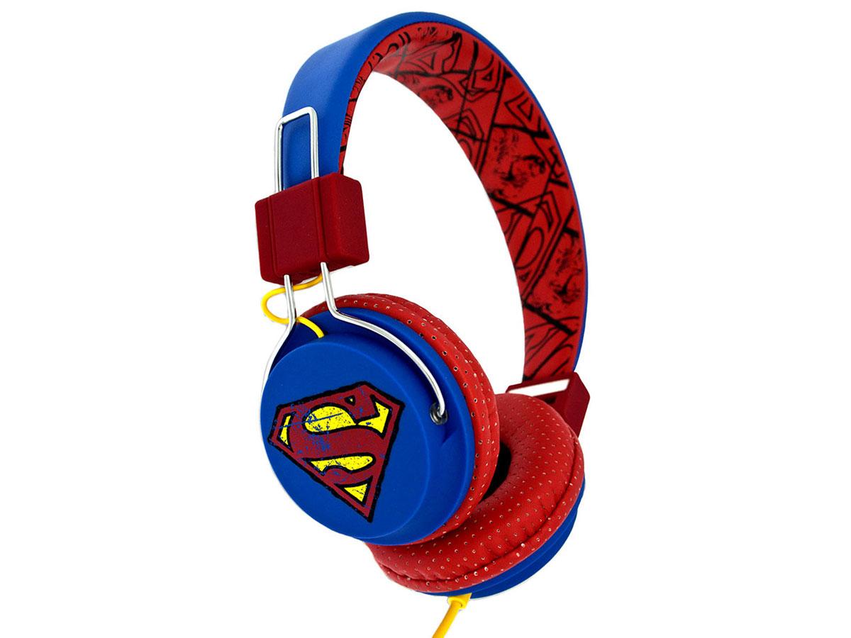 Superman Vintage Koptelefoon Hoofdtelefoon