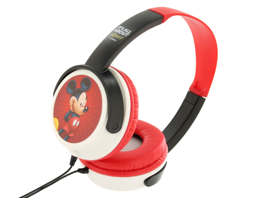 Disney Mickey Mouse Kinder Koptelefoon