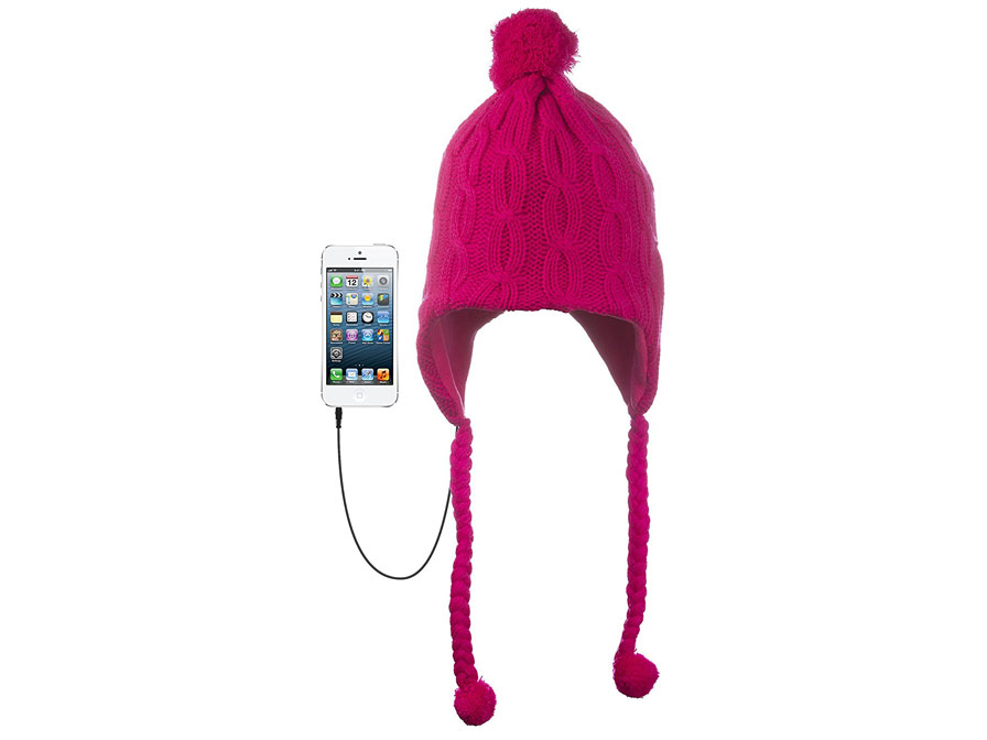 KitSound Audio Beanie - Koptelefoon Muts