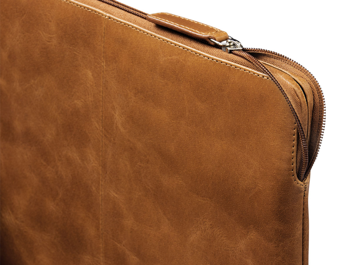 dbramante1928 Skagen Sleeve Tan Leer - MacBook Air/Pro 13