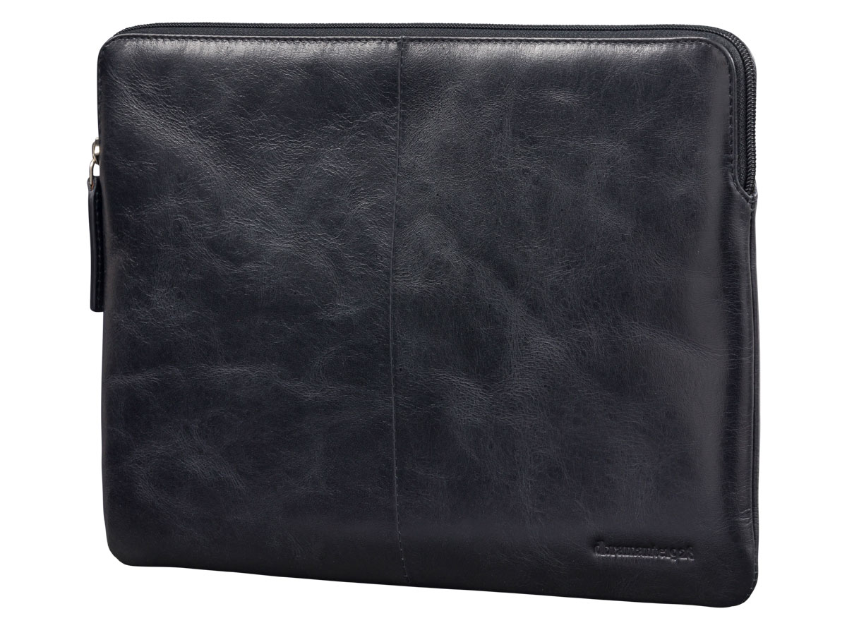 dbramante1928 Skagen Sleeve Zwart Leer - MacBook Air/Pro 13