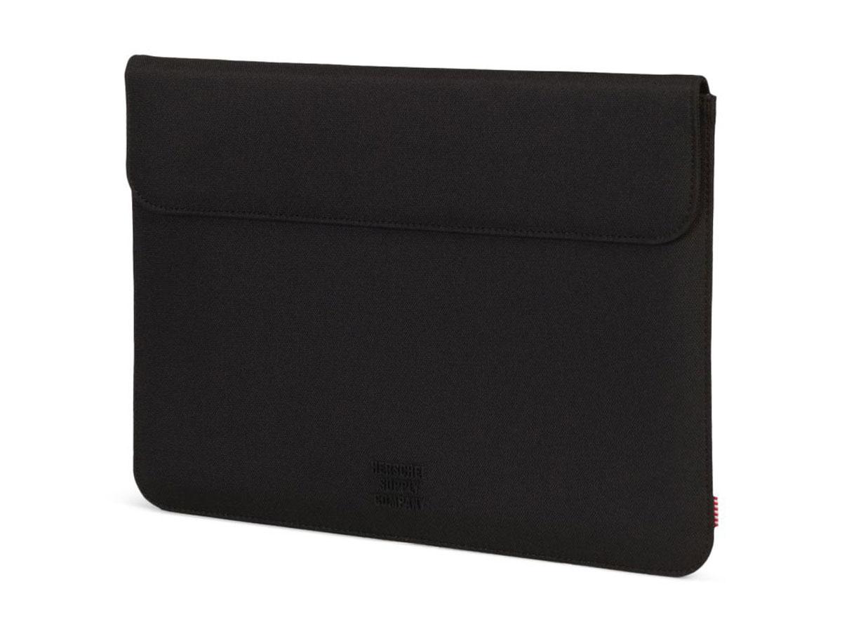 """Herschel Spokane Sleeve Zwart - MacBook Air/Pro 13"""" Hoes"""
