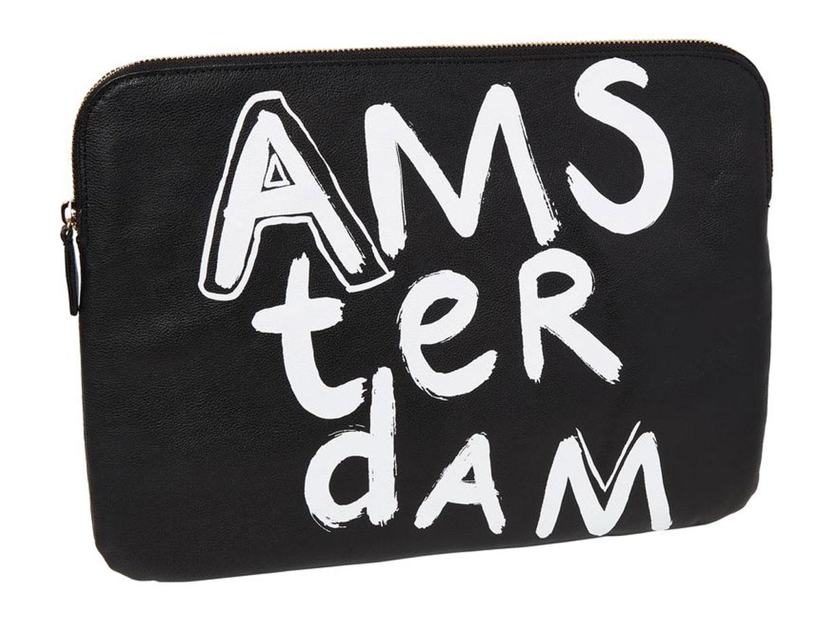 7b2ddae5427 Scotch & Soda Amsterdam Couture Laptop Sleeve Leer