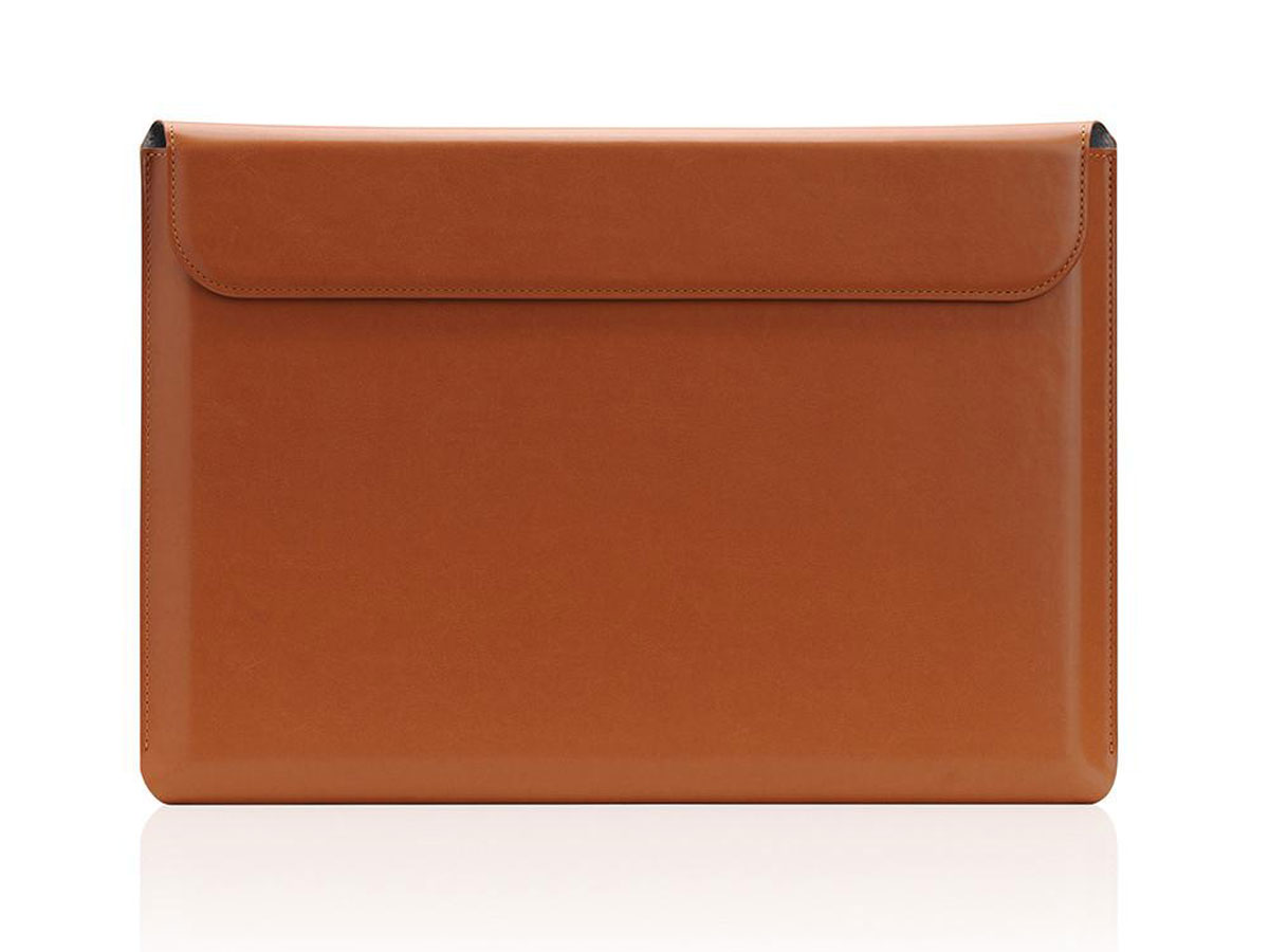"SLG D5 CAL Pouch Cognac Leer - MacBook Air/Pro 13"" USB-C"
