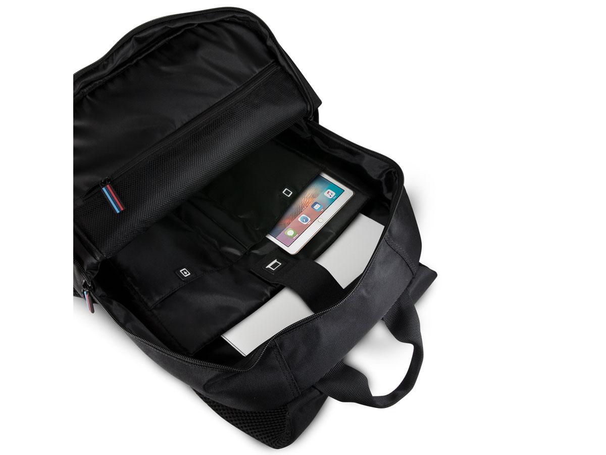 BMW M Sport Laptop Backpack - Rugzak Laptoptas tot 15 inch