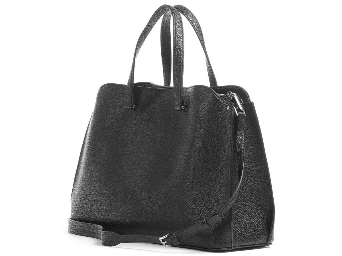 Calvin Klein Breeze Tote Laptop Bag - Laptoptas (Zwart)