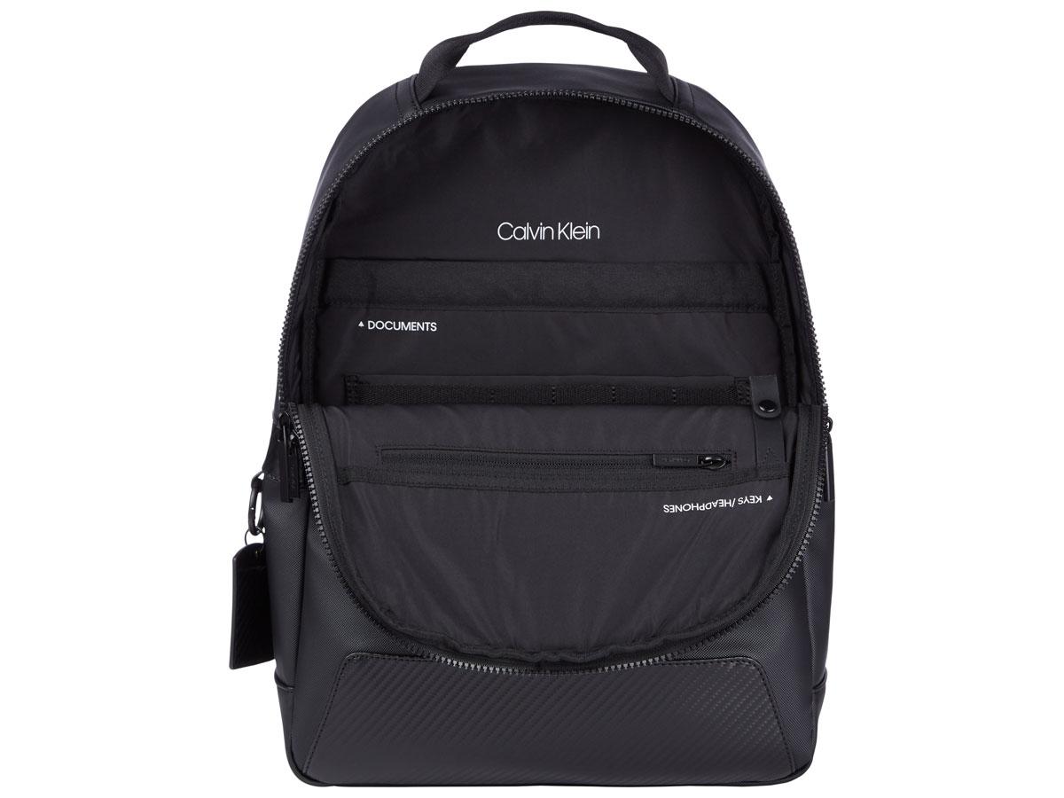 Calvin Klein Round Business Travel Backpack - Laptop Rugzak