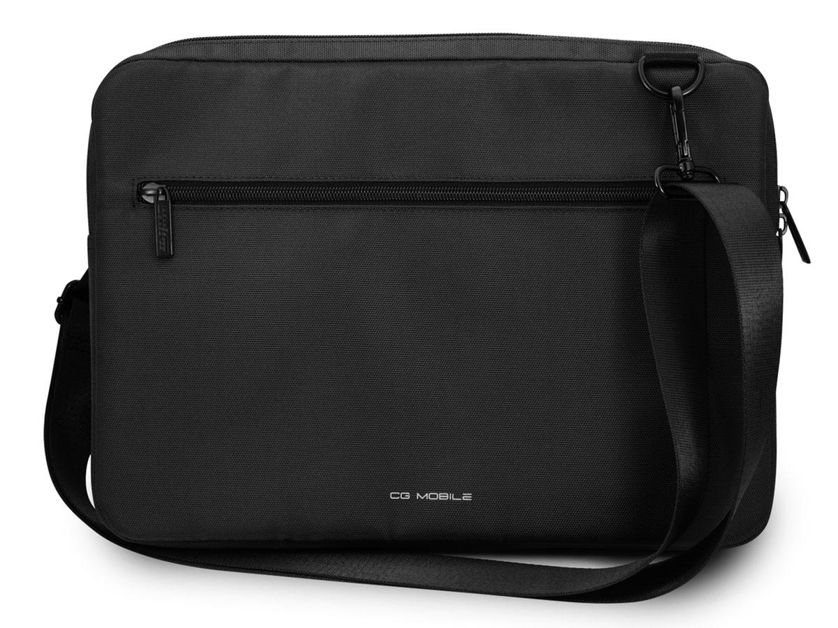 Ferrari Urban Slim Laptop Bag Zwart - Laptoptas tot 13 inch