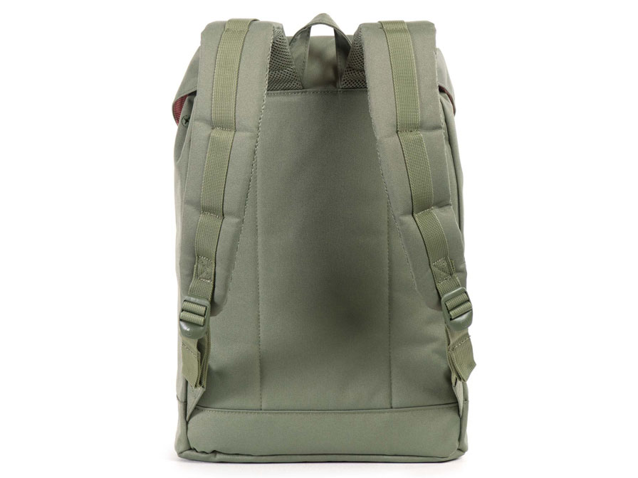 Herschel Retreat Rugzak Laptoptas tot 15 inch (Groen)