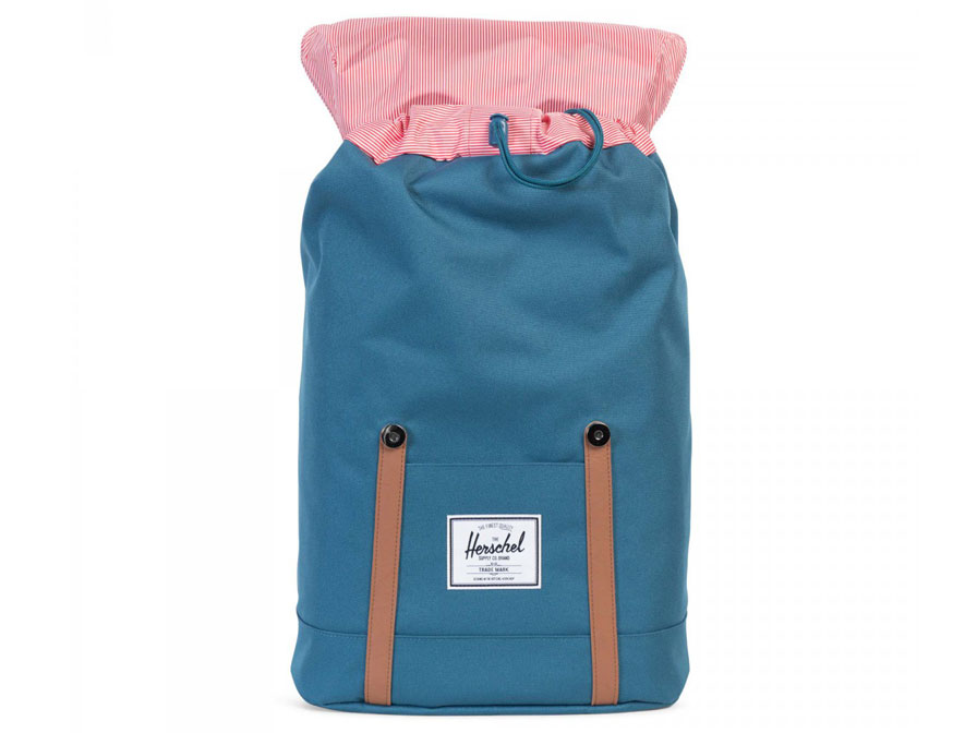 Herschel Retreat Rugzak Laptoptas - Indian Teal