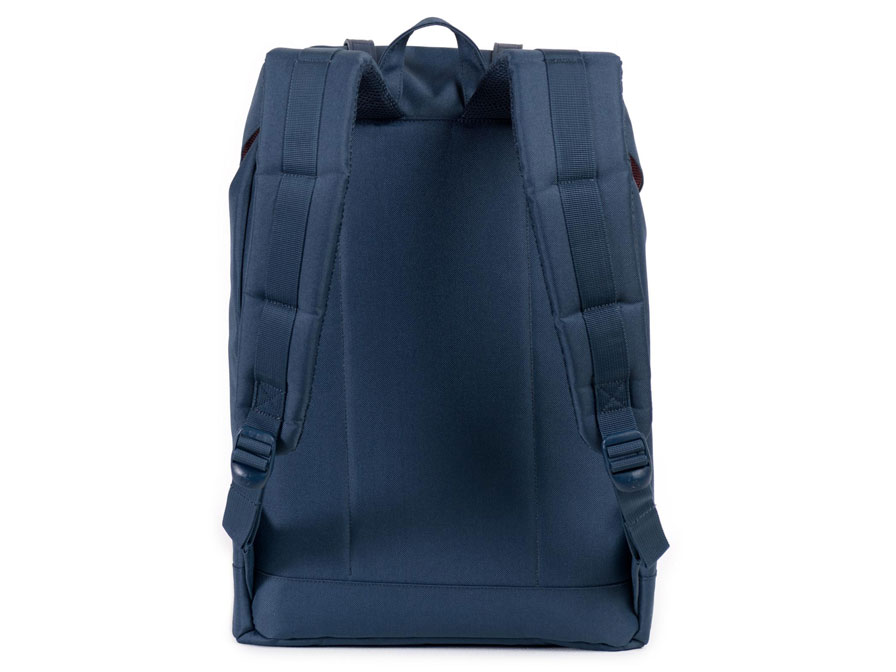 Herschel Retreat Rugzak met 15 inch Laptopvak (Navy/Navy)
