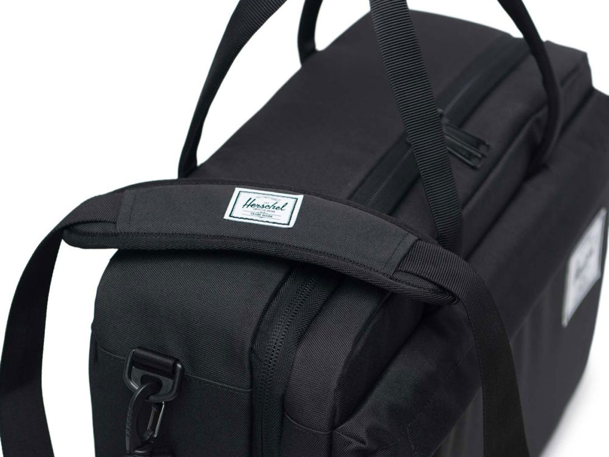 Herschel Supply Co. Bowen Travel Duffle - Raven Crosshatch