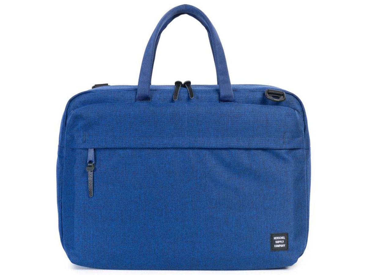 Herschel Sandford Messenger Laptoptas 15 inch - Eclipse
