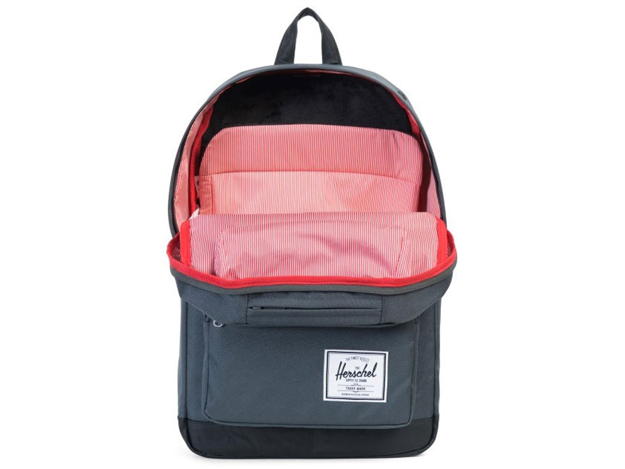Herschel Supply Co. Pop Quiz Rugzak - Dark Shadow