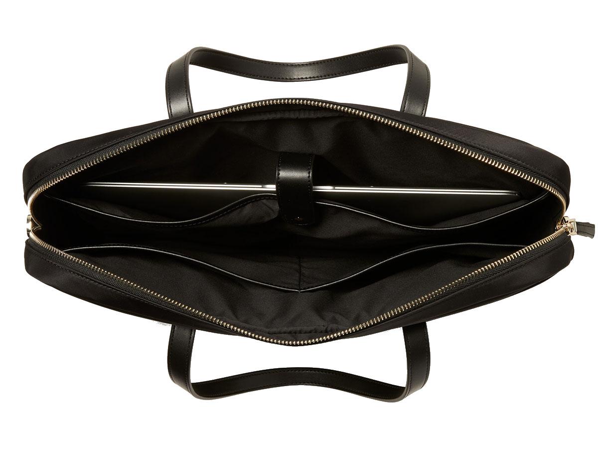 Kate Spade Daily Laptop Bag Zwart - Laptoptas tot 16 inch