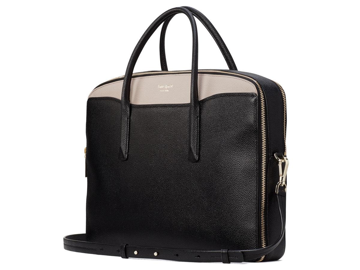Kate Spade Margaux Laptop Bag Zwart - Laptoptas tot 16 inch