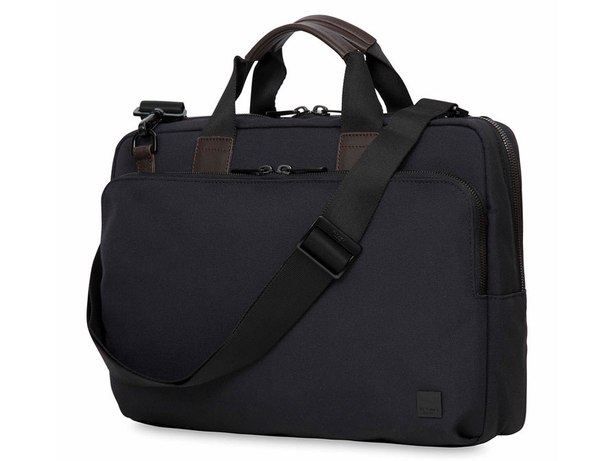 Knomo Maxwell - Laptoptas tot 15 inch (Charcoal) Donkergrijs