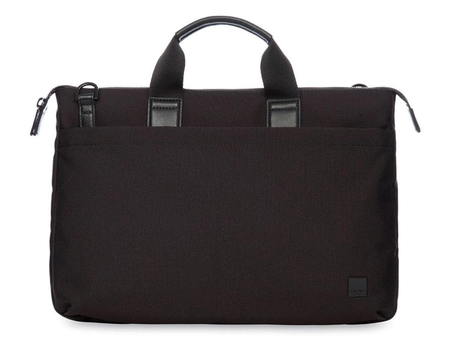 Knomo Oxberry - Laptoptas tot 15 inch (Zwart)
