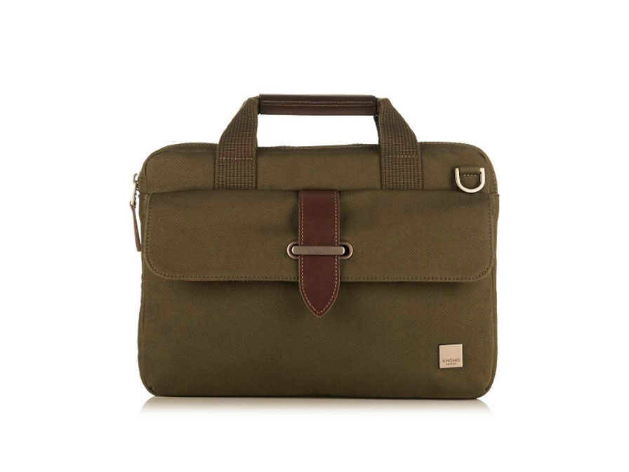 Knomo Par Messenger Brief - Laptoptas tot 13 inch