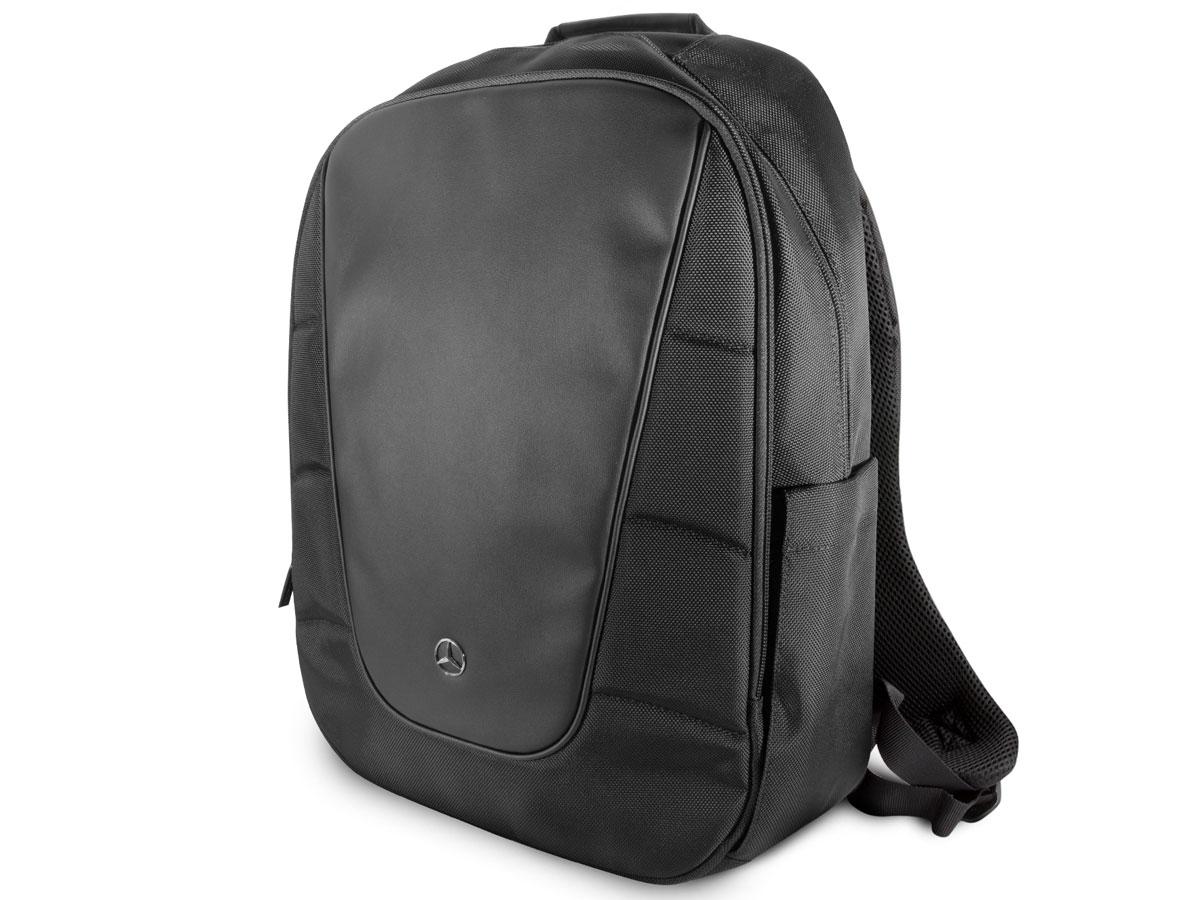 Mercedes-Benz Laptop Rugzak - 15/16 inch Laptop Backpack Zwart