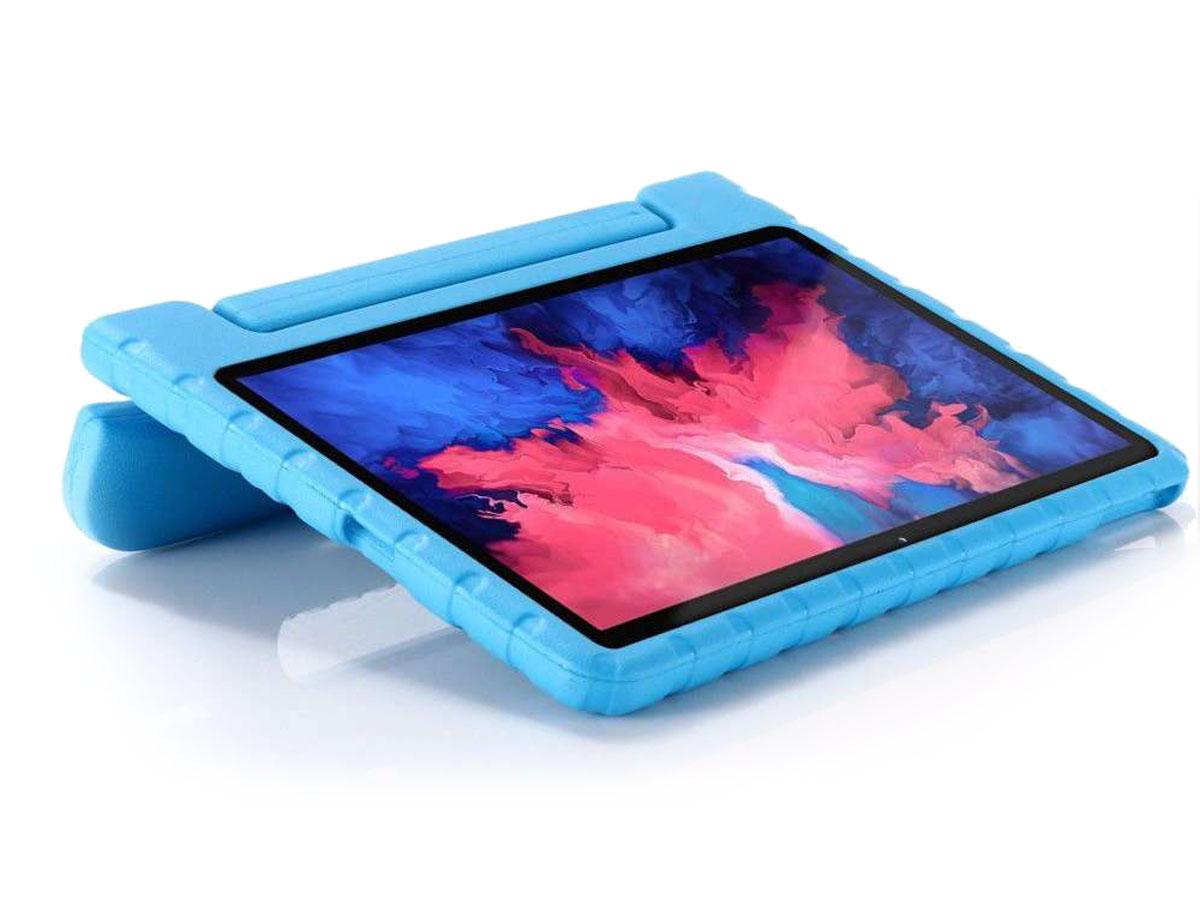 Kinderhoes Kids Proof Case Blauw - Lenovo Tab P11 Pro hoesje