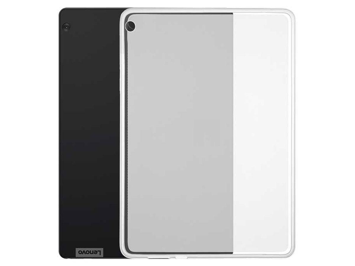 Crystal TPU Skin Case - Lenovo Tab M10 Hoesje Transparant