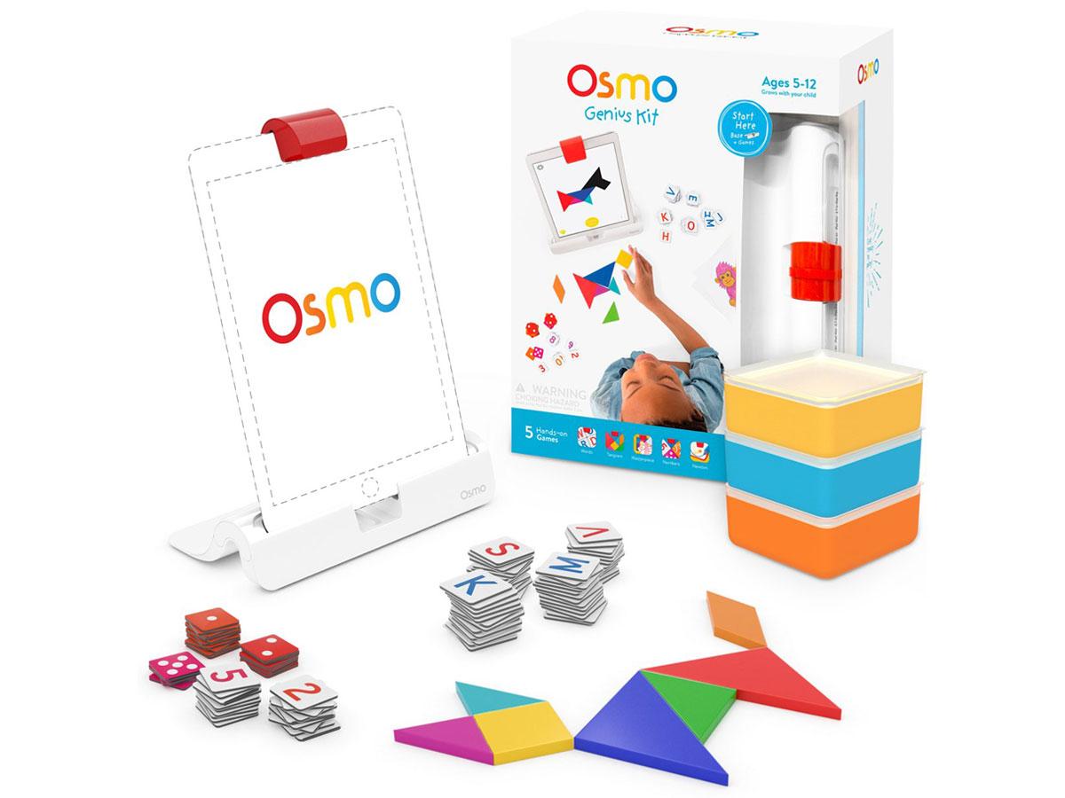 Osmo Genius Kit - 5 Educatieve Spellen voor iPad (STEAM) Wit