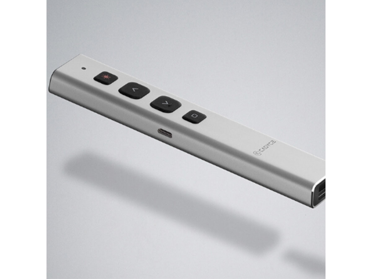 Cadyce Aluminium Presentation Pointer - 2,4Ghz Presenter
