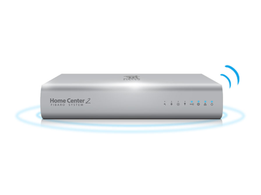 Fibaro Home Center 2 - Z-Wave Netwerk Controller