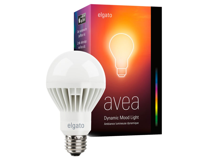 Elgato Avea Dynamic Mood Light - App-bestuurbare Lamp