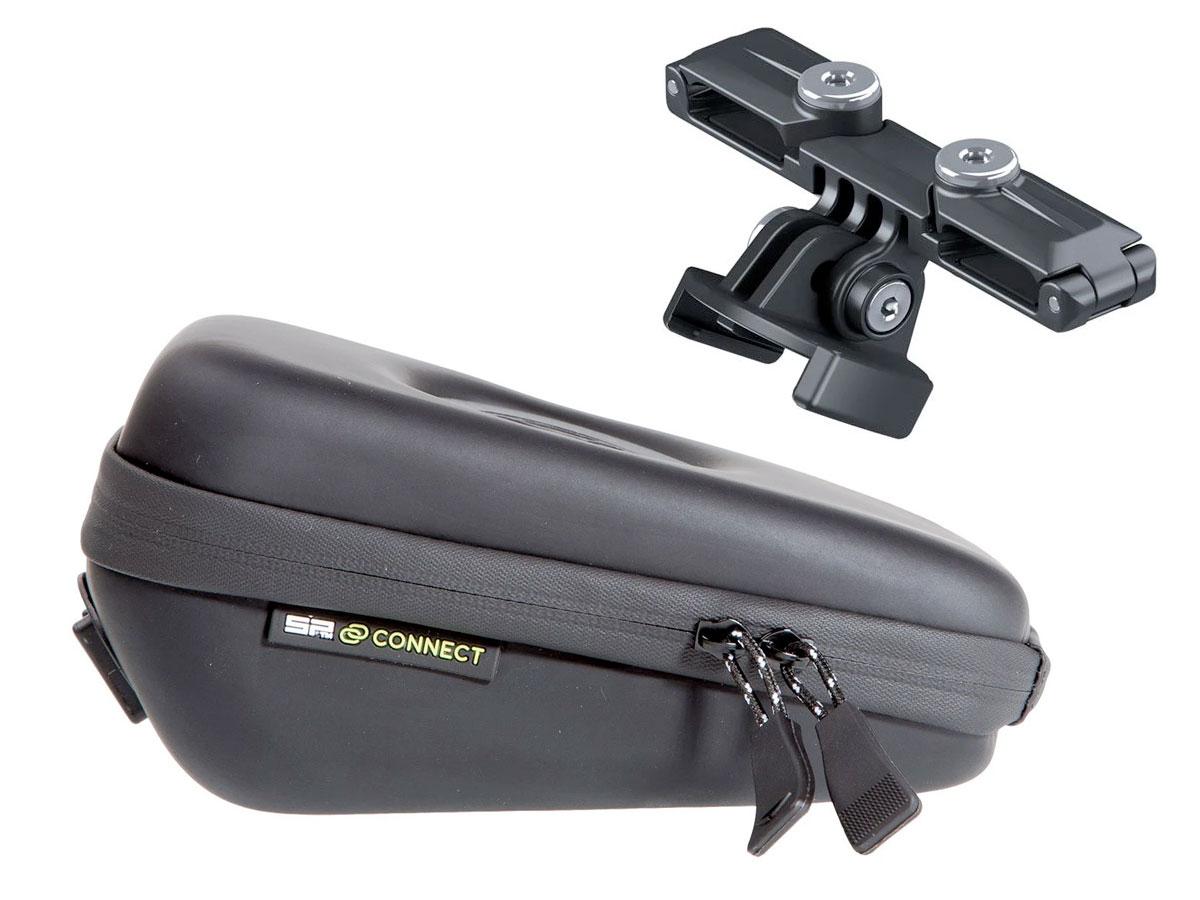SP-Connect Saddle Case Set - Fiets Zadeltas Zwart