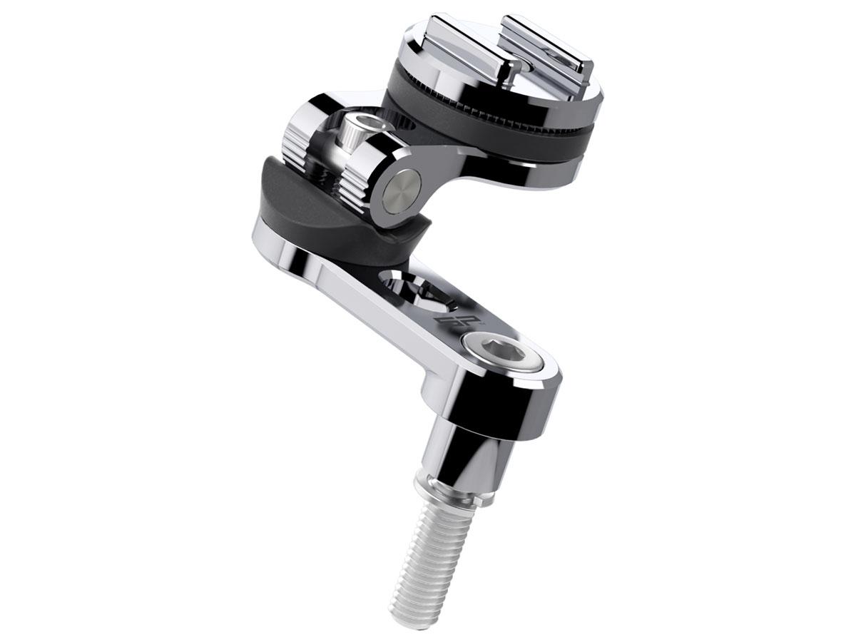 SP-Connect Bar Clamp Mount Pro Chroom - Motorhouder (Losse Mount)