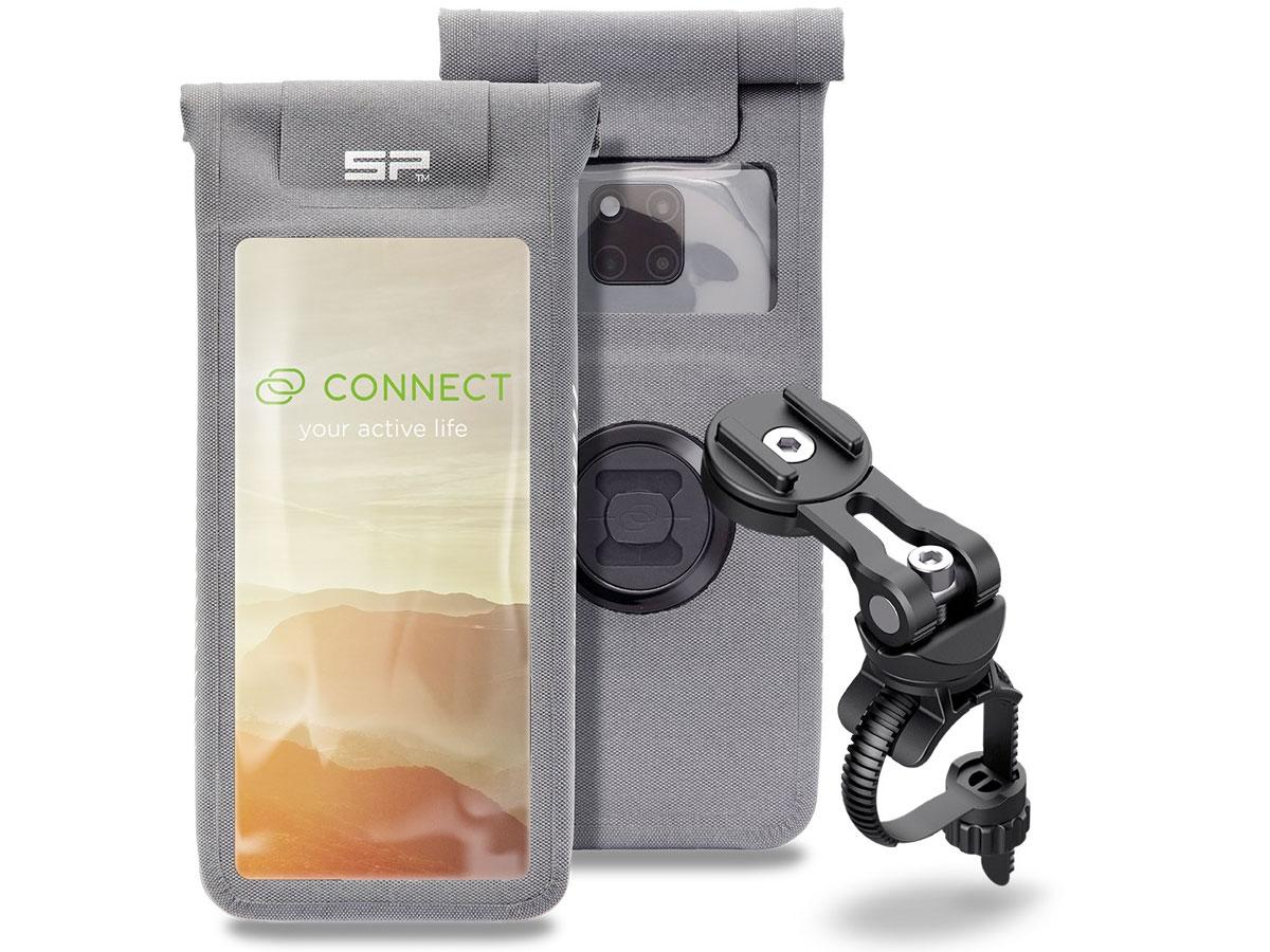 SP-Connect Bike Bundle II - Universele Smartphone Fietshouder (L) Zwart
