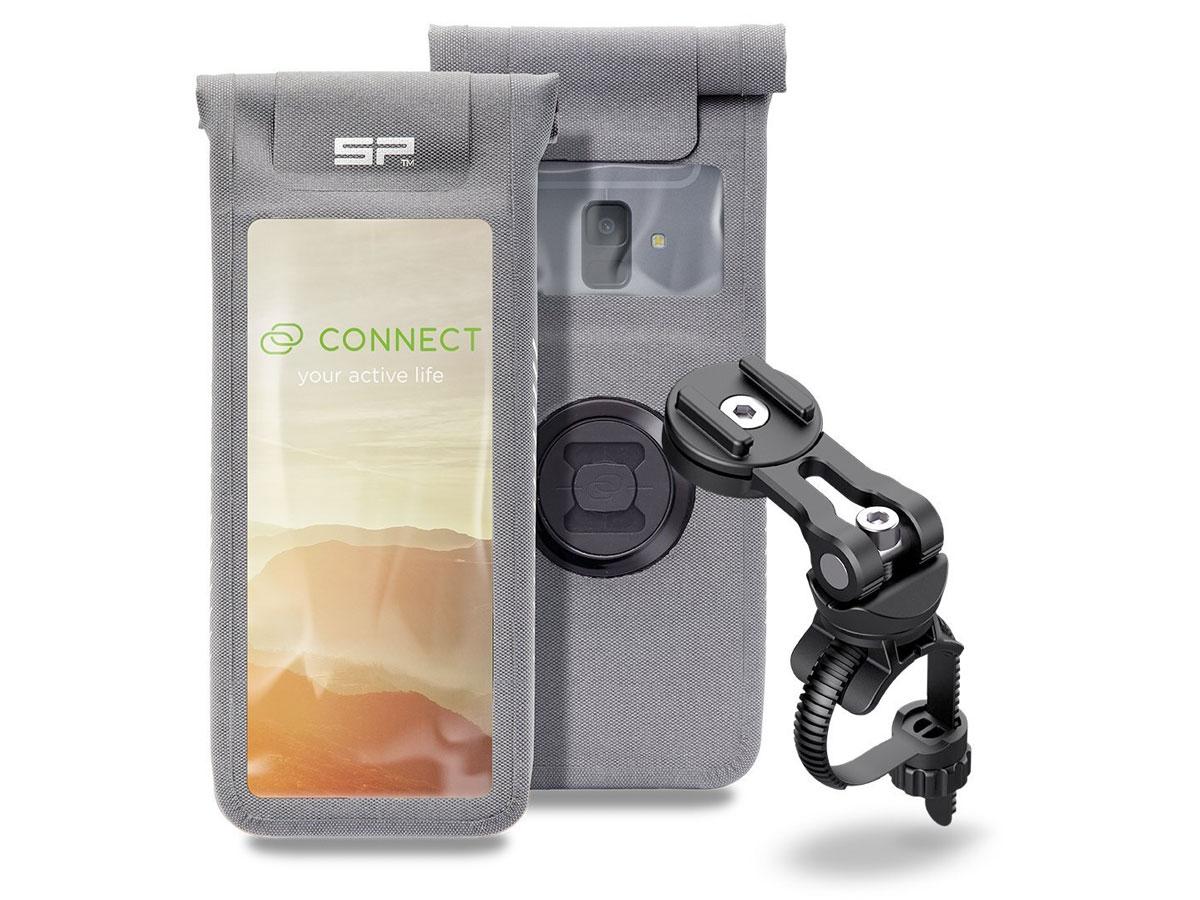SP-Connect Bike Bundle II - Universele Smartphone Fietshouder (M) Zwart