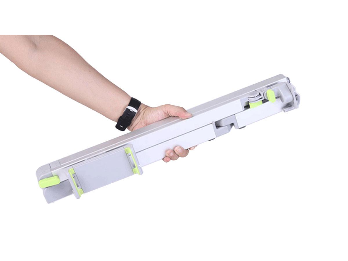 Opvouwbare Aluminium Tablet Floor Stand - Vloerstandaard voor Tablets