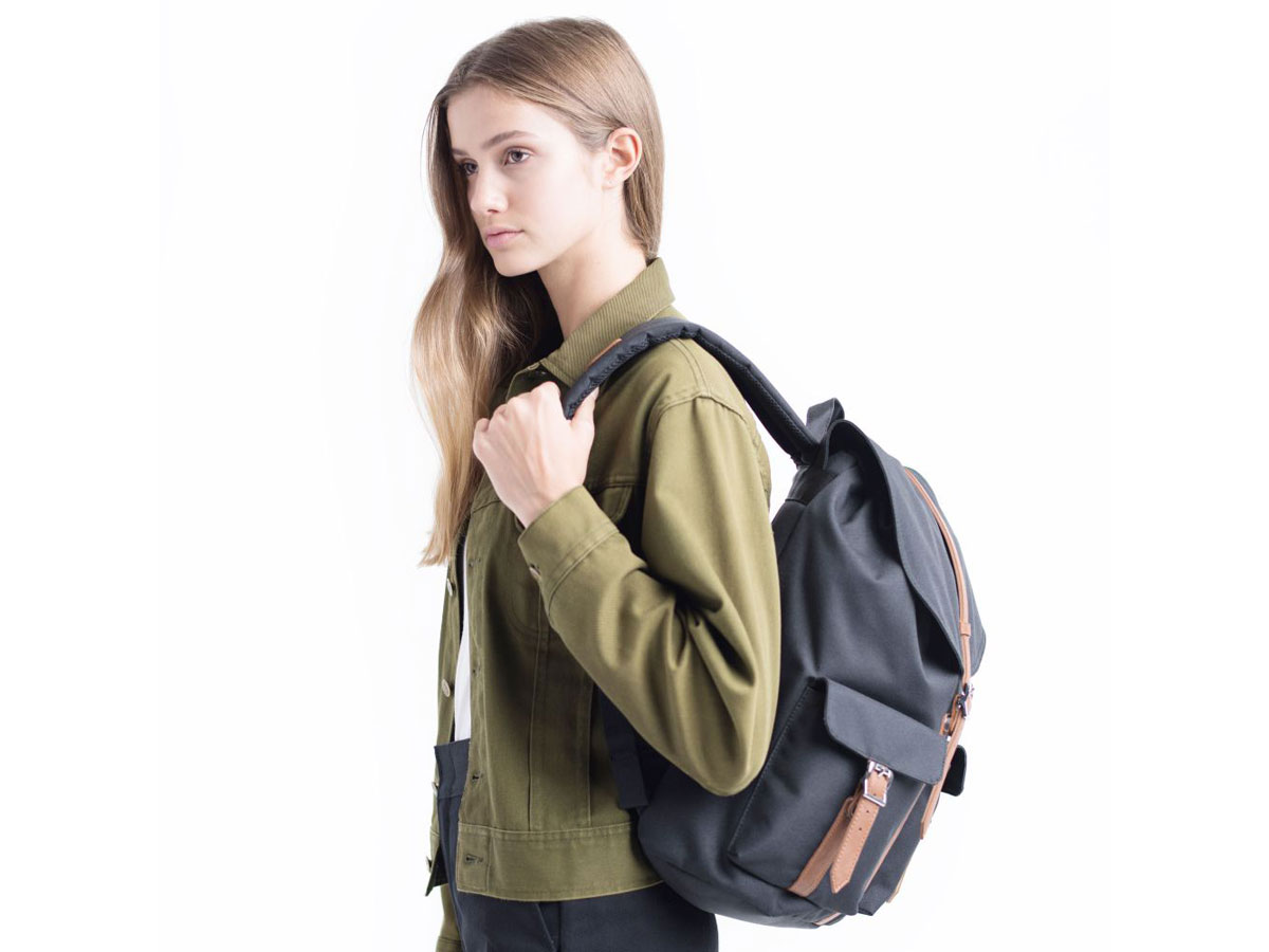 Herschel Supply Co. Dawson Rugzak - Grey/Tan