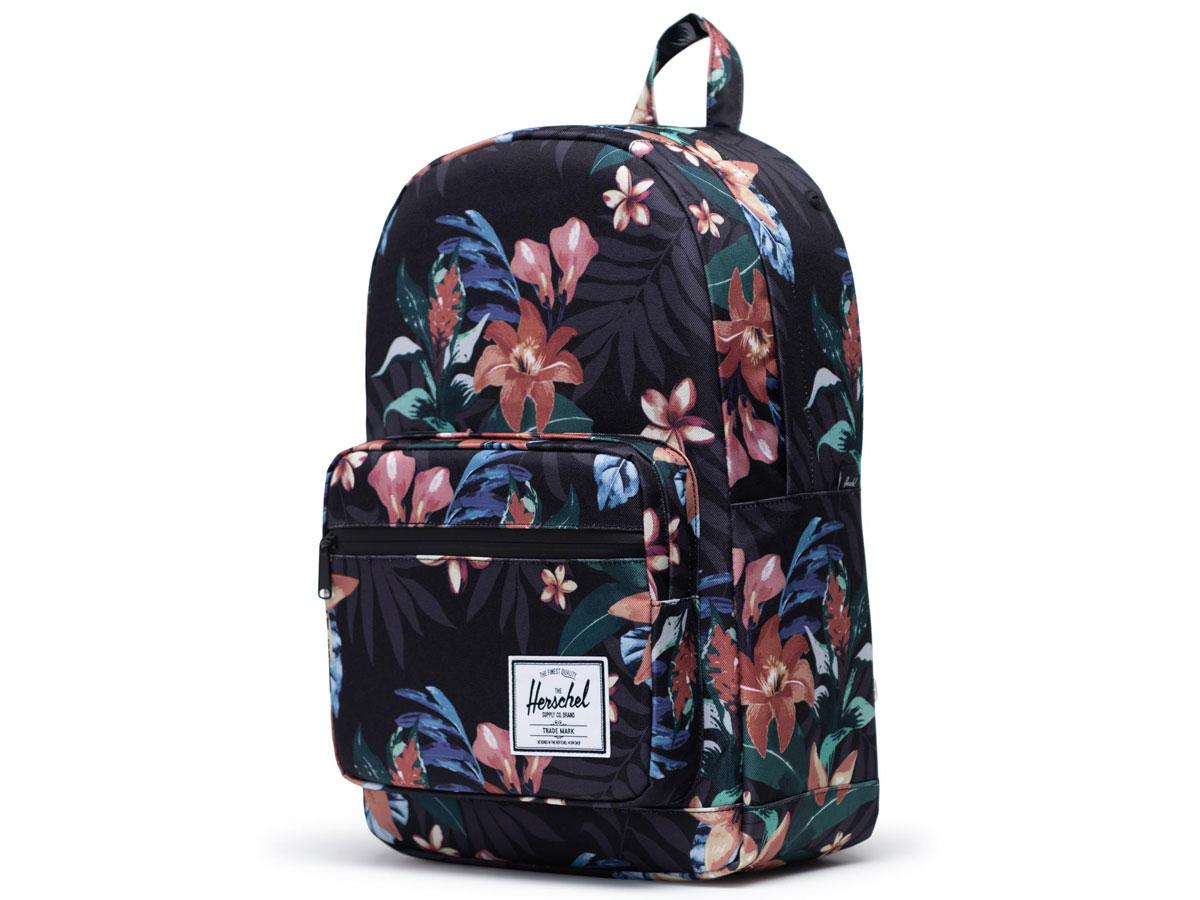 Herschel Supply Co. Pop Quiz Rugzak - Summer Floral Black