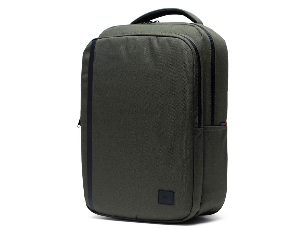 Herschel Supply Co. Travel Daypack Rugzak - Dark Olive Groen