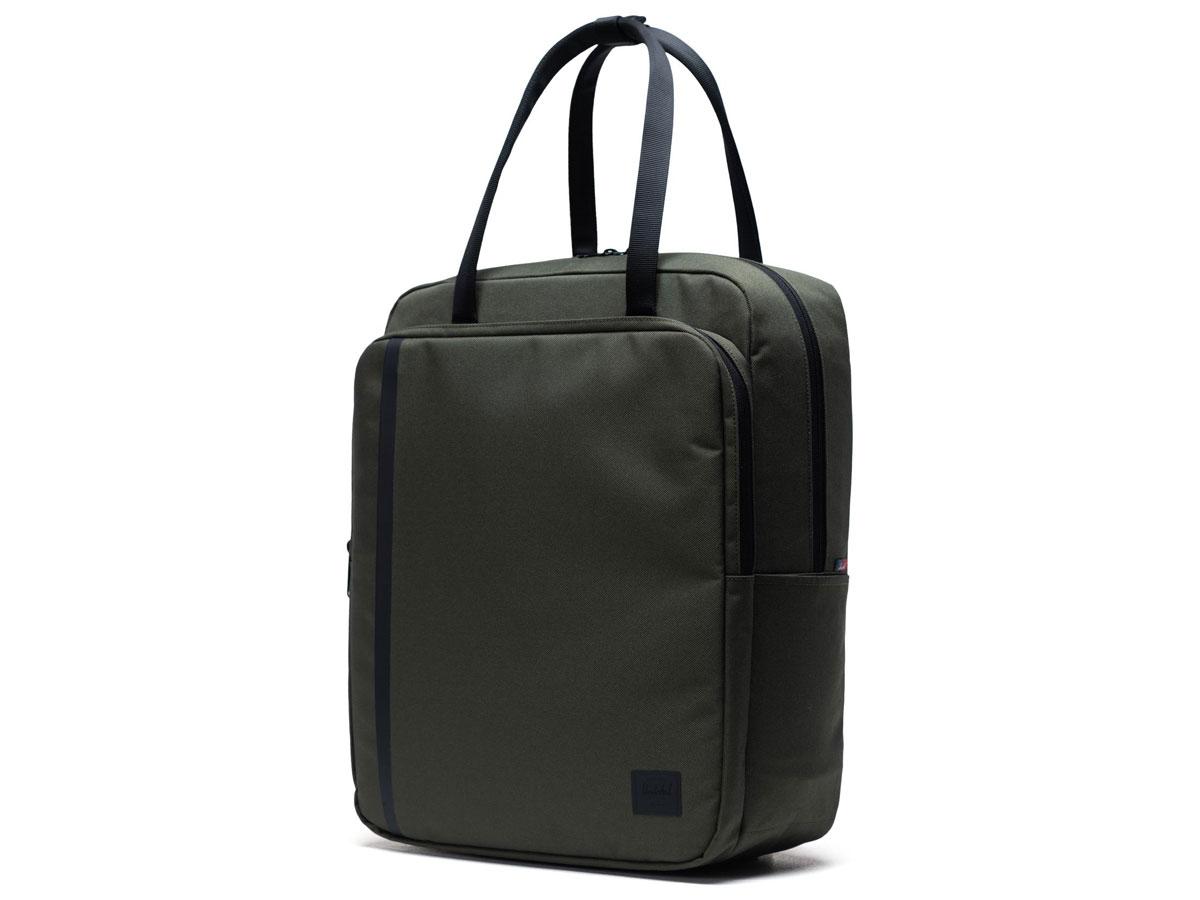 Herschel Supply Co. Travel Tote & Rugzak - Dark Olive Groen