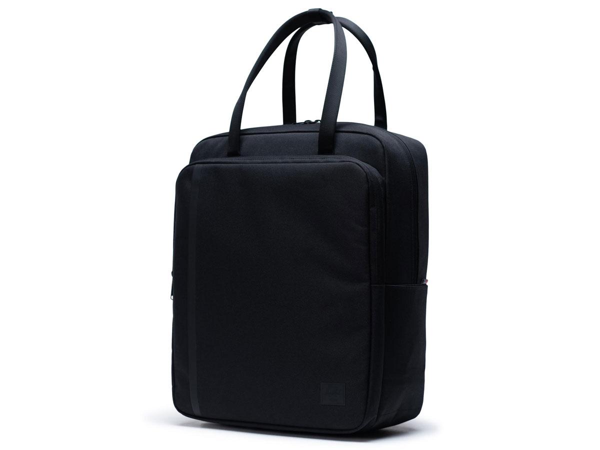 Herschel Supply Co. Travel Tote & Rugzak - Black Zwart
