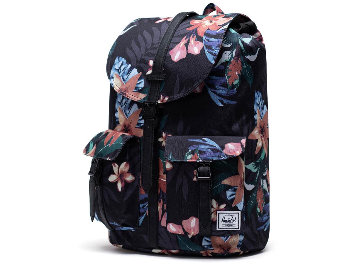 Herschel Supply Co. Dawson Rugzak - Summer Floral Black