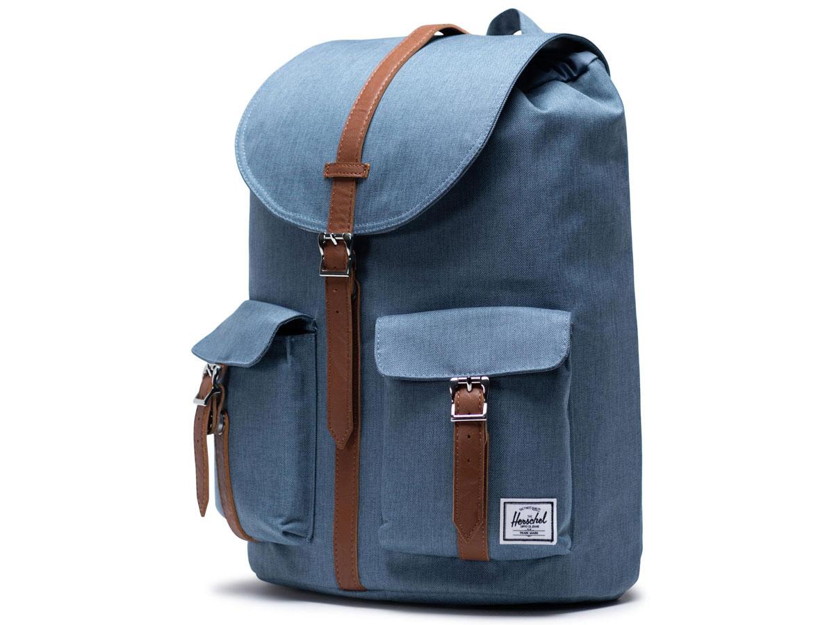 Herschel Supply Co. Dawson Rugzak - Blue Mirage Crosshatch
