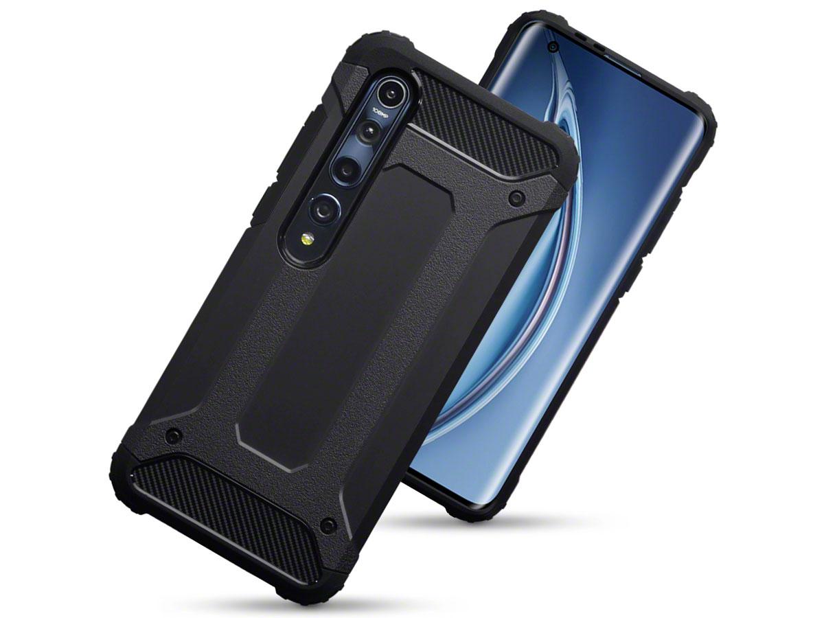 CaseBoutique Xtreme Rugged Case Zwart - Xiaomi Mi 10 Hoesje