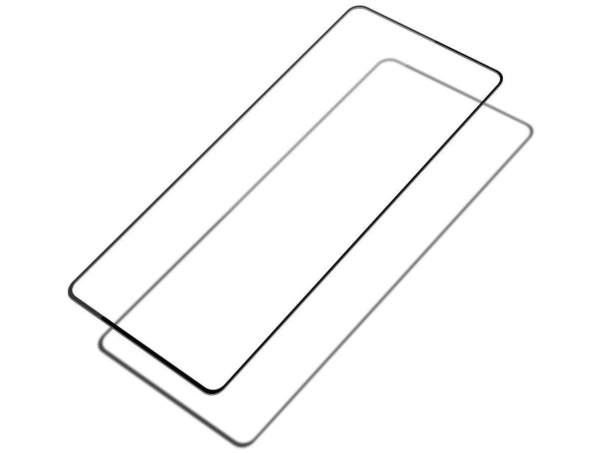 Xiaomi Redmi Note 9S Screen Protector Curved Glass Full Cover
