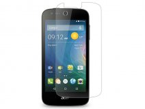 Acer Liquid Z330 Screenprotector Tempered Glas