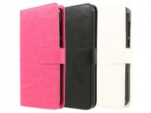Wallet Book Case Hoesje voor Alcatel OneTouch Pop D5